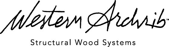 Western Archrib Structural Wood Systems
